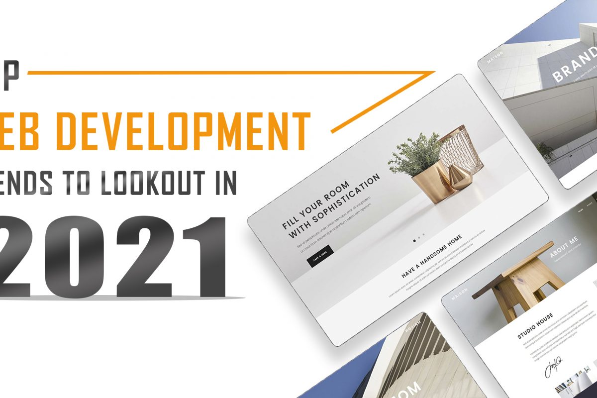 Top Web Development Trends 2021