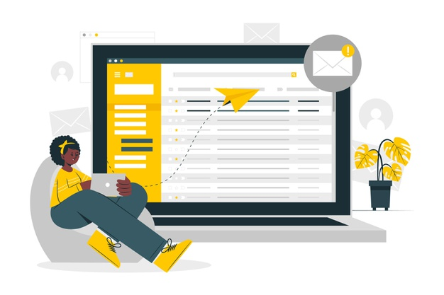 Take leverage from email marketing